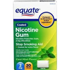 Cash For Nicotine Gum
